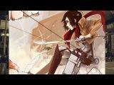 SHIZAнутый Обзор 163: Attack on Titan \ Атака Титанов Аниме (+ Strannik)
